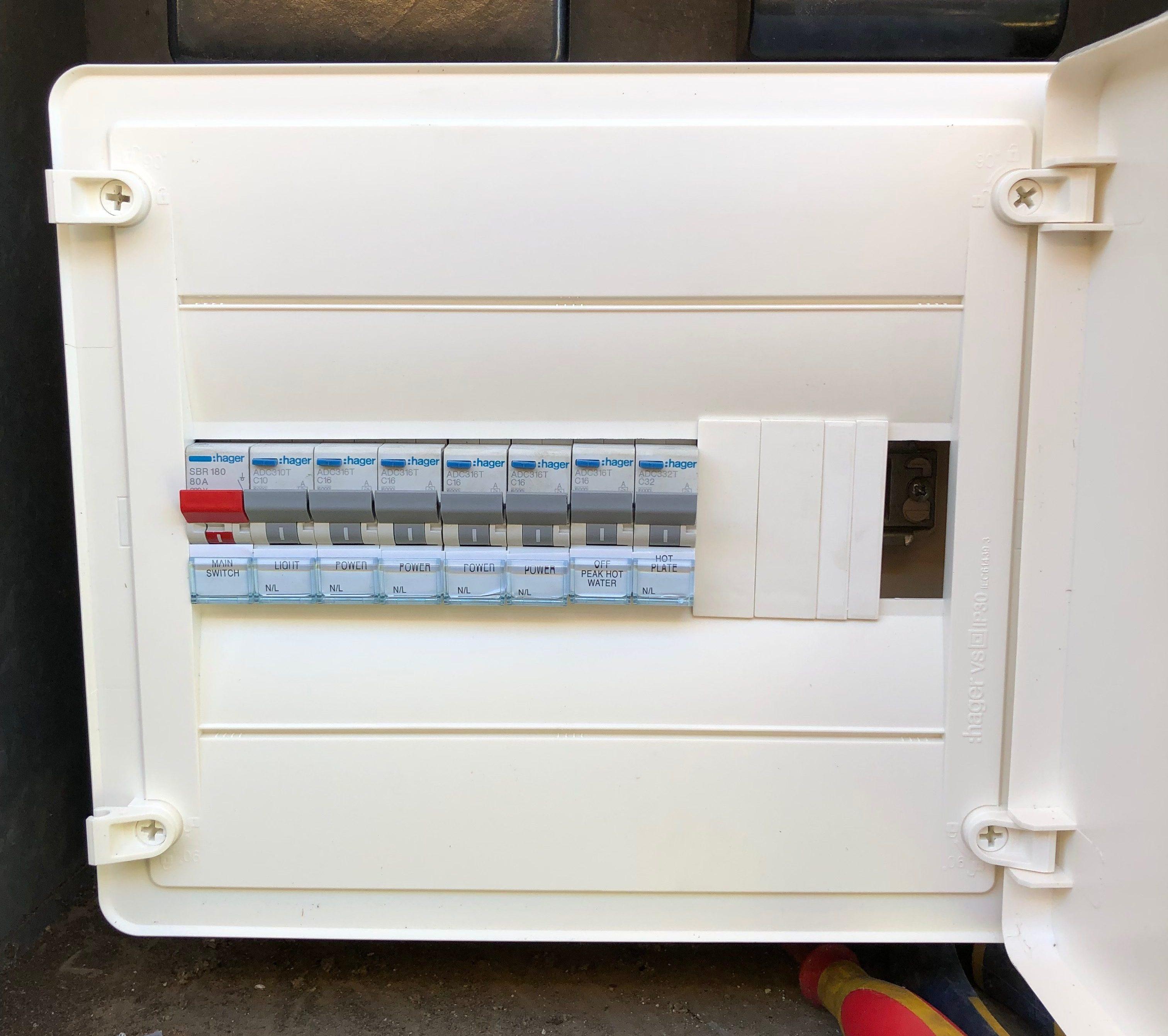 Switchboard Upgrades Adelaide