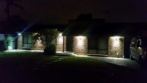 Outdoor Residential Lighting