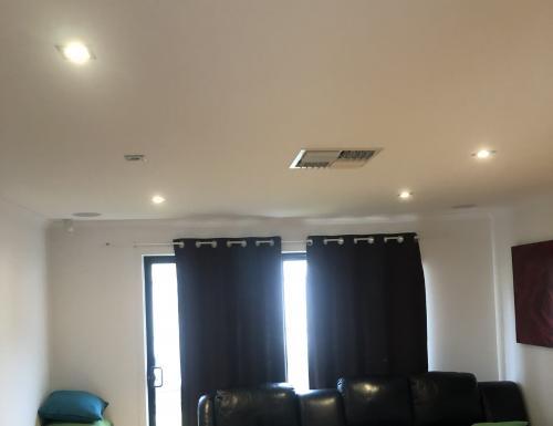 Residential Downlight Installation
