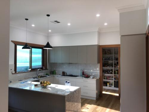 kitchen lighting electrician adelaide